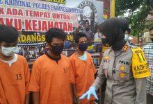 Photo of Tiga Pelaku Jambret di Padang Sidimpuan Dibekuk Polres Padang Sidempuan