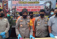 Photo of Dua Kawanan Jambret Ditangkap, Satu Pelaku Di Lumpuhkan